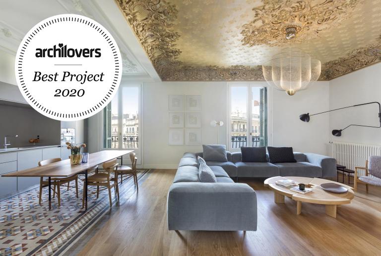 Casa Burés, Best Project 2020 on Archilovers
