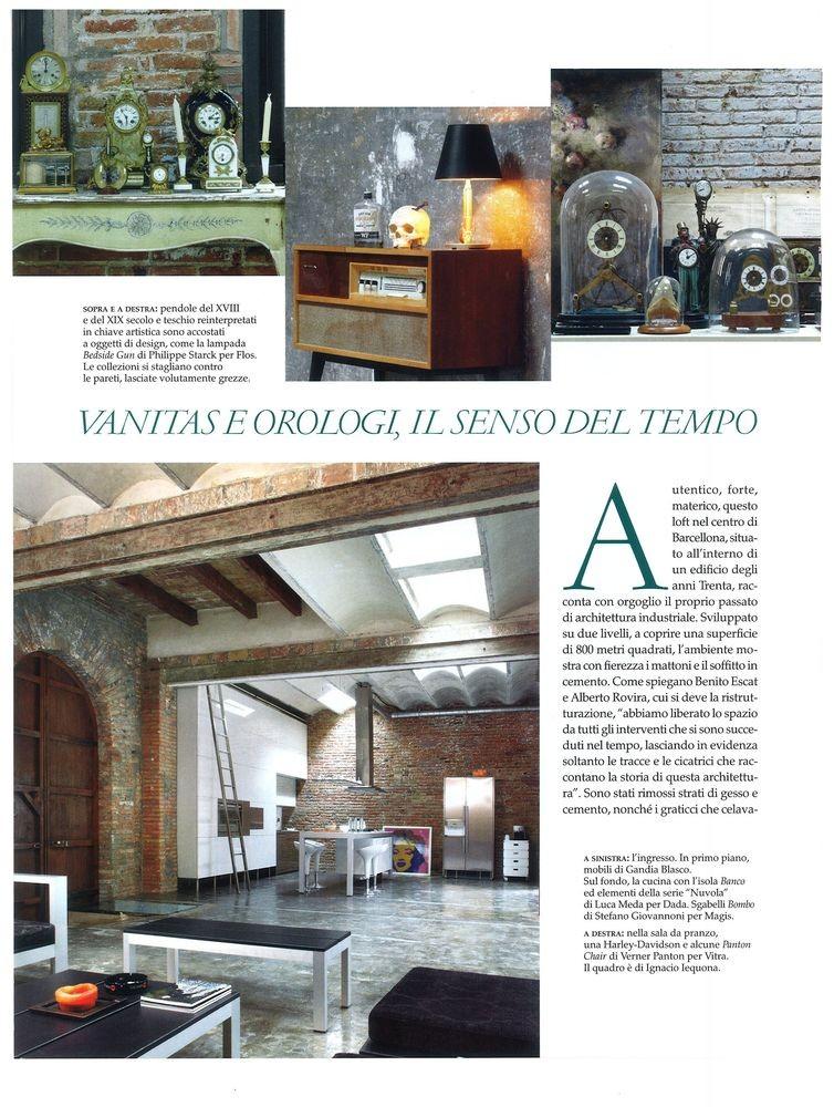 AD Italia 357, Loft industrial en Barcelona