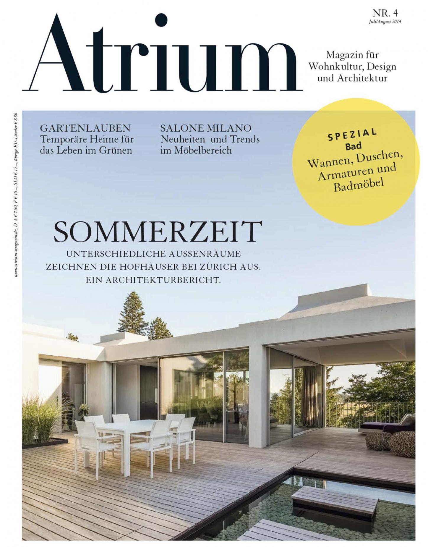 Atrium (Germany)   vilablanch. Estudio de arquitectura interior ...