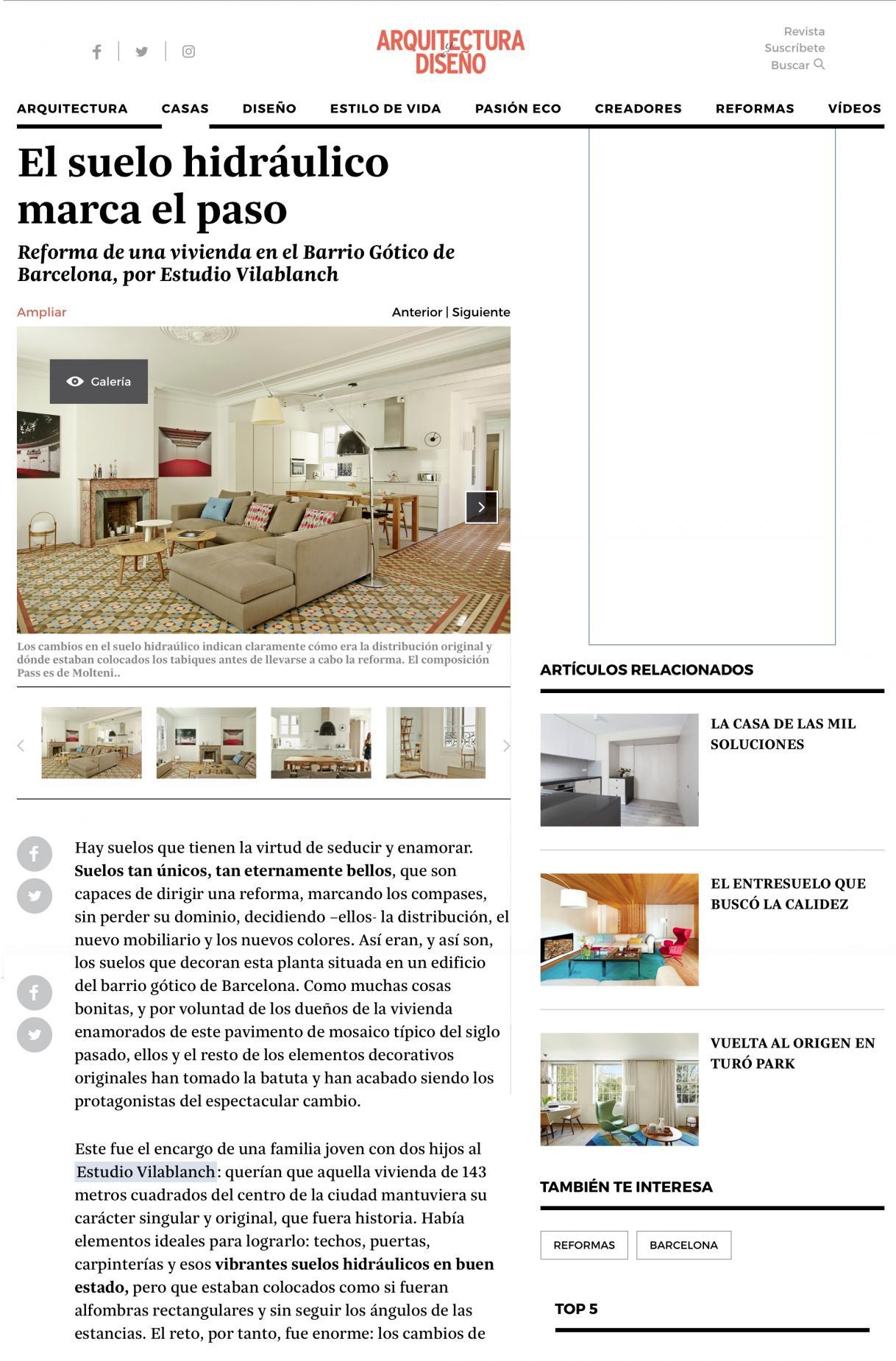 arquitectura y dise o online octubre 2016 vilablanch