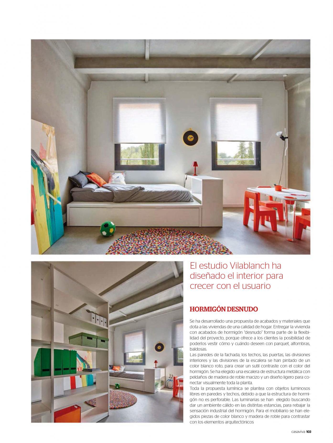Casa Viva 225 Solvia estudio vilablanch