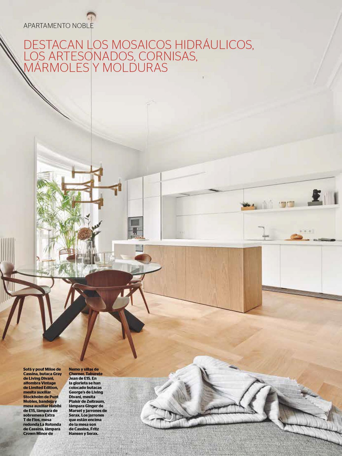 Proyecto estudio vilablanch Girona 2 en Casa Viva