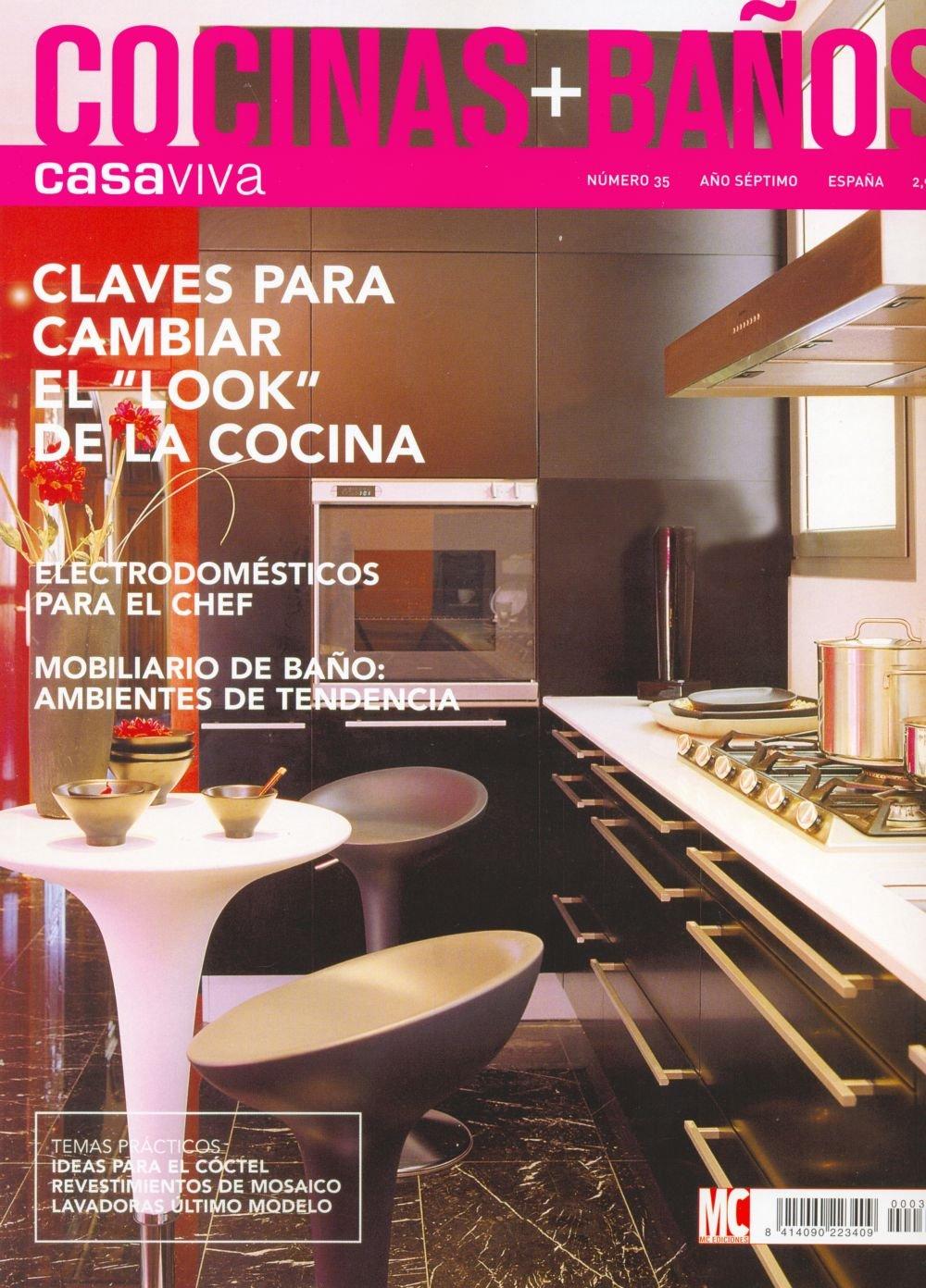Cocinas y ba os casa viva n 35 vilablanch estudio de for Cocinas y banos casa viva