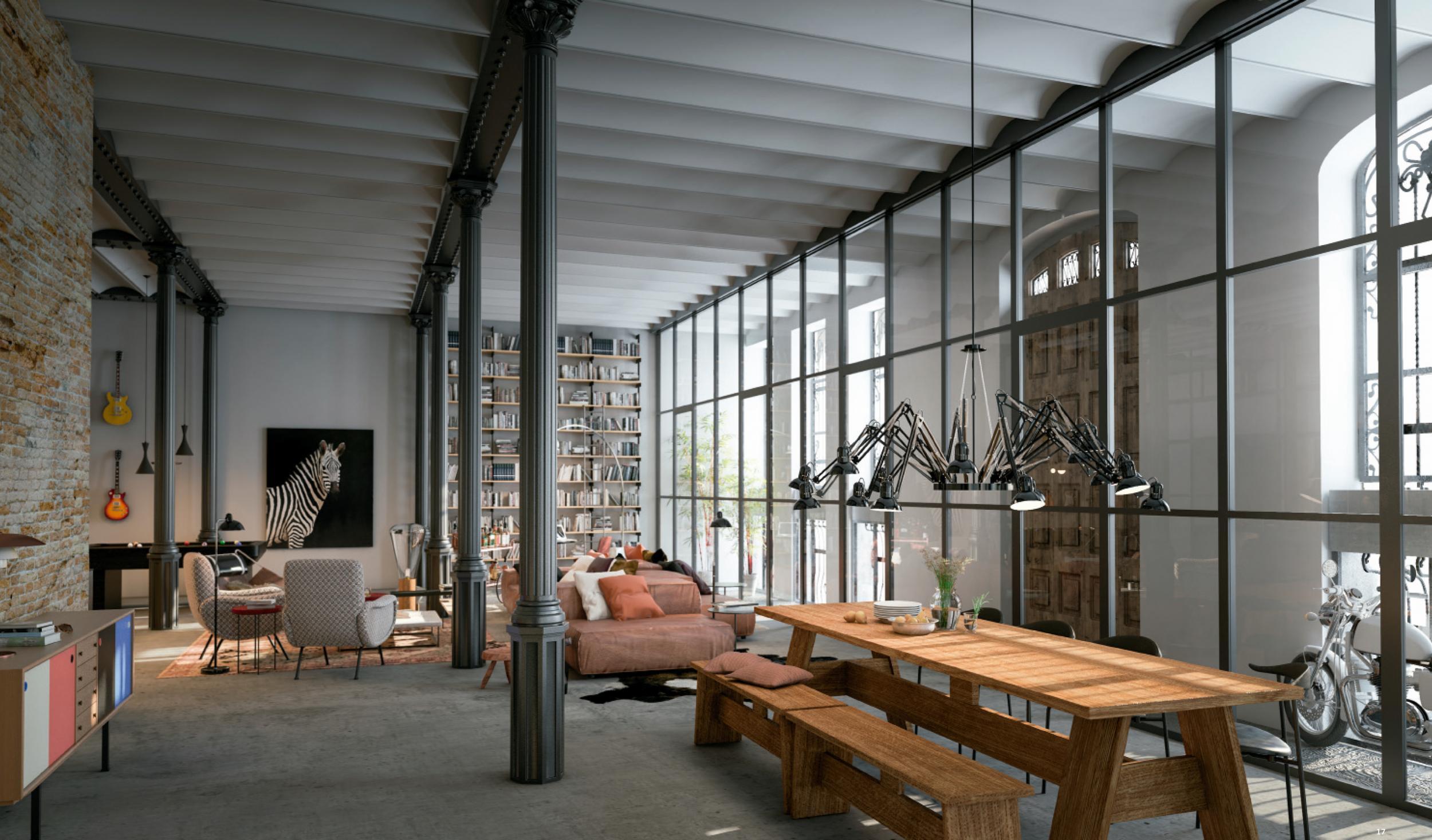 Diseño Interior Casa Burés vilablanch