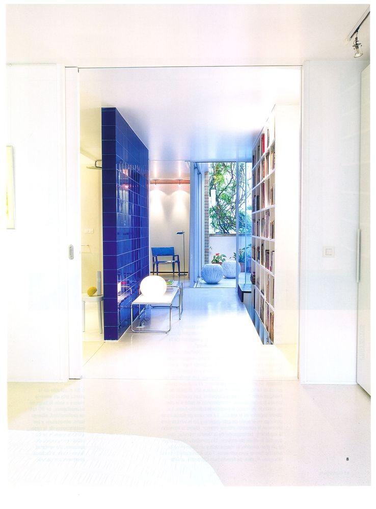 Diseño interior 223, Casa en la Villa Olímpica
