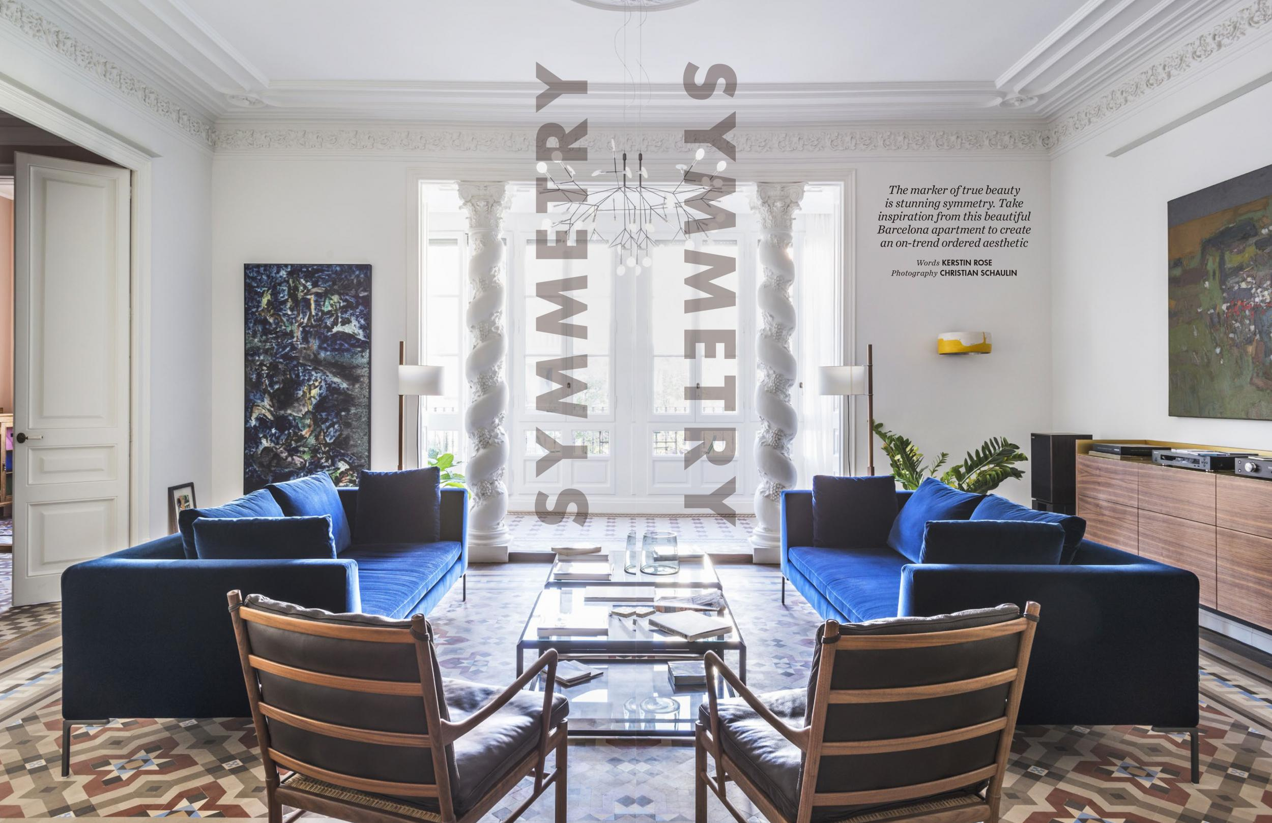 Elle Decoration UK estudio vilablanch
