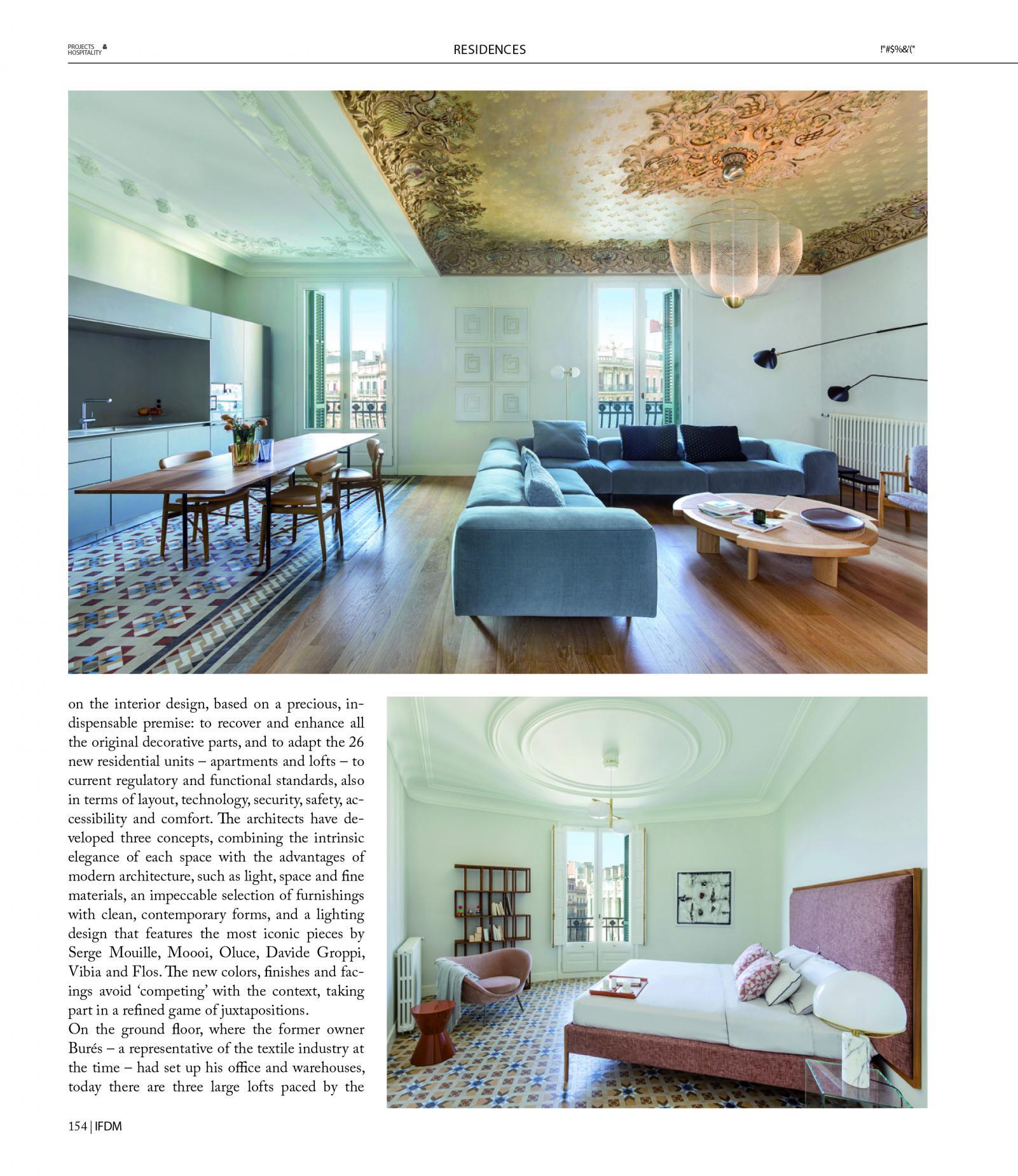 IFDM · Casa Burés · Noviembre 2020