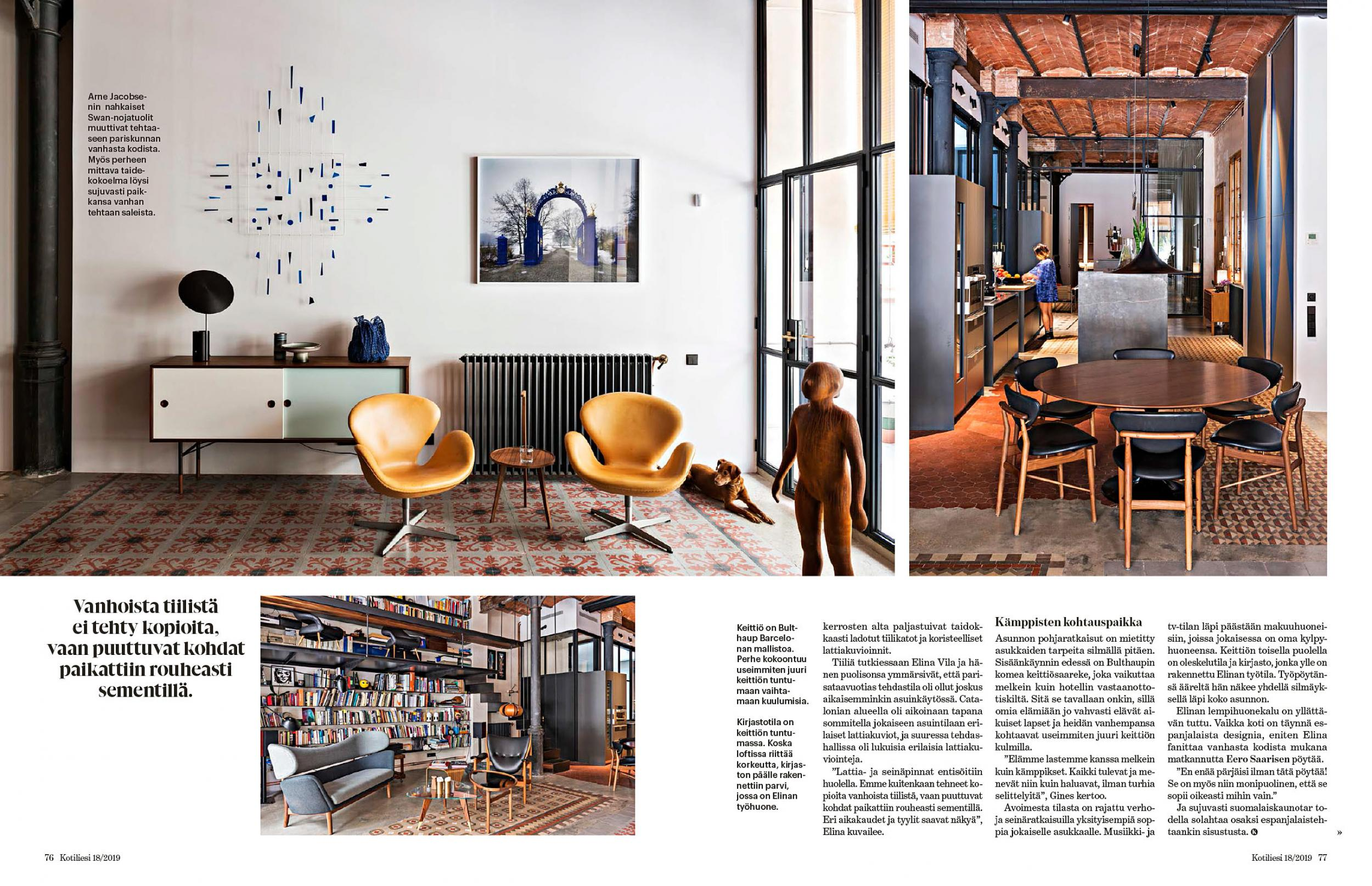 KOTILIESI magazine Loft Ciutat Vella