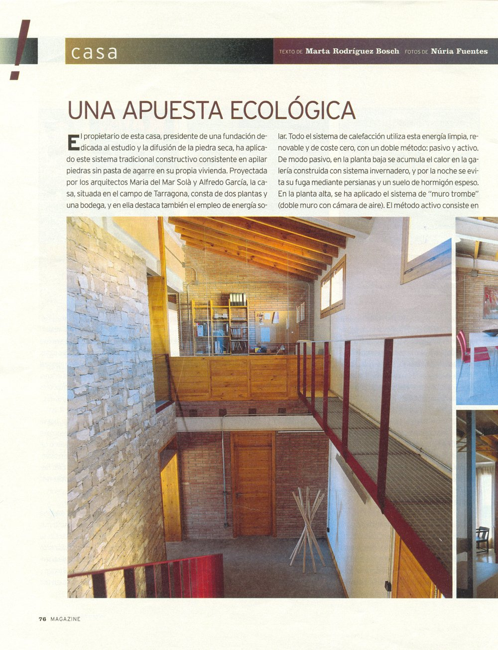 La Vanguardia Magazine