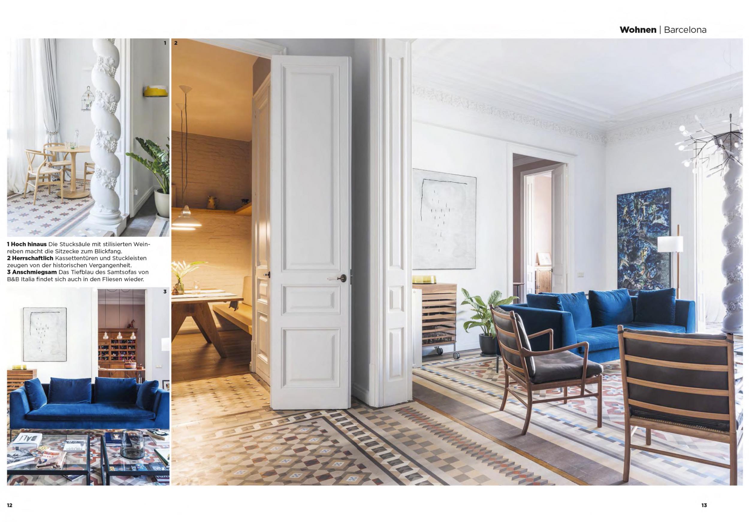 modern wohnen octubre 2017 vilablanch estudio de arquitectura interior situado en barcelona. Black Bedroom Furniture Sets. Home Design Ideas