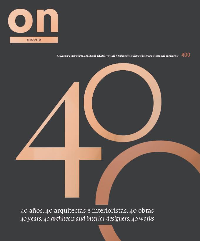 ON Diseño 40 aniversaio vilablanch