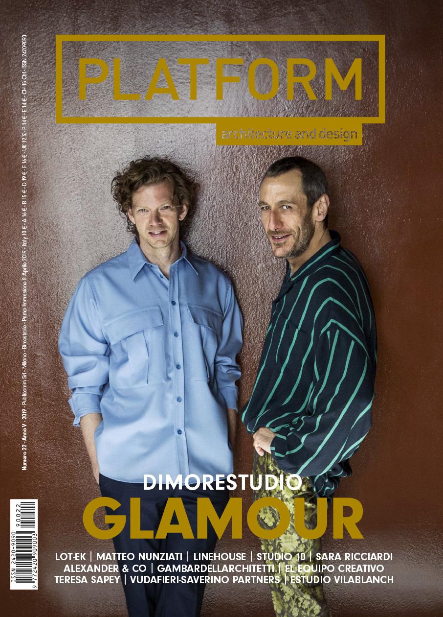 Platform magazine Casa Bures & vilablanch