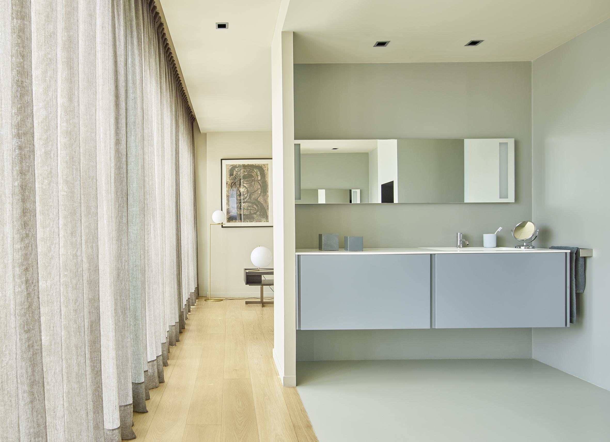 Proyecto de interiorismo de una casa en sant gervasi - Interiorismo de casas ...