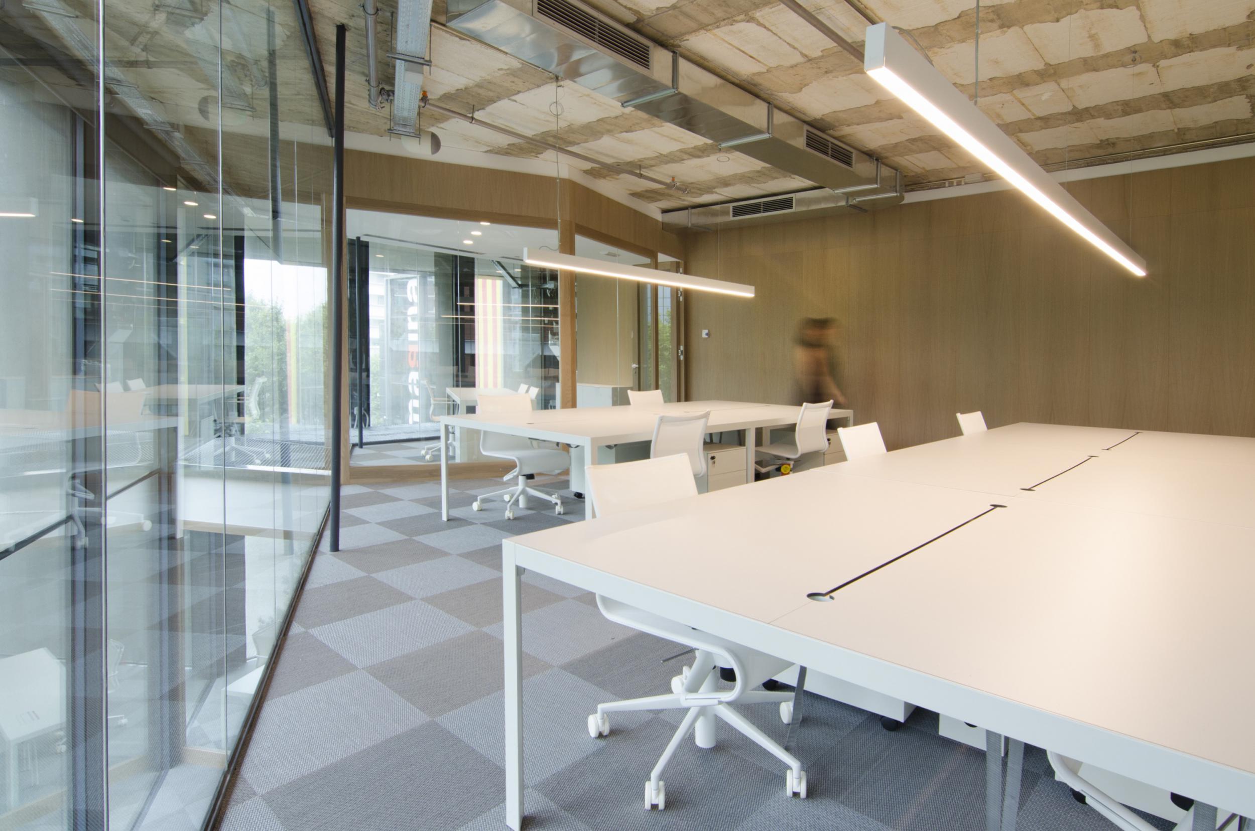 oficinas mediapro vilablanch estudio de arquitectura