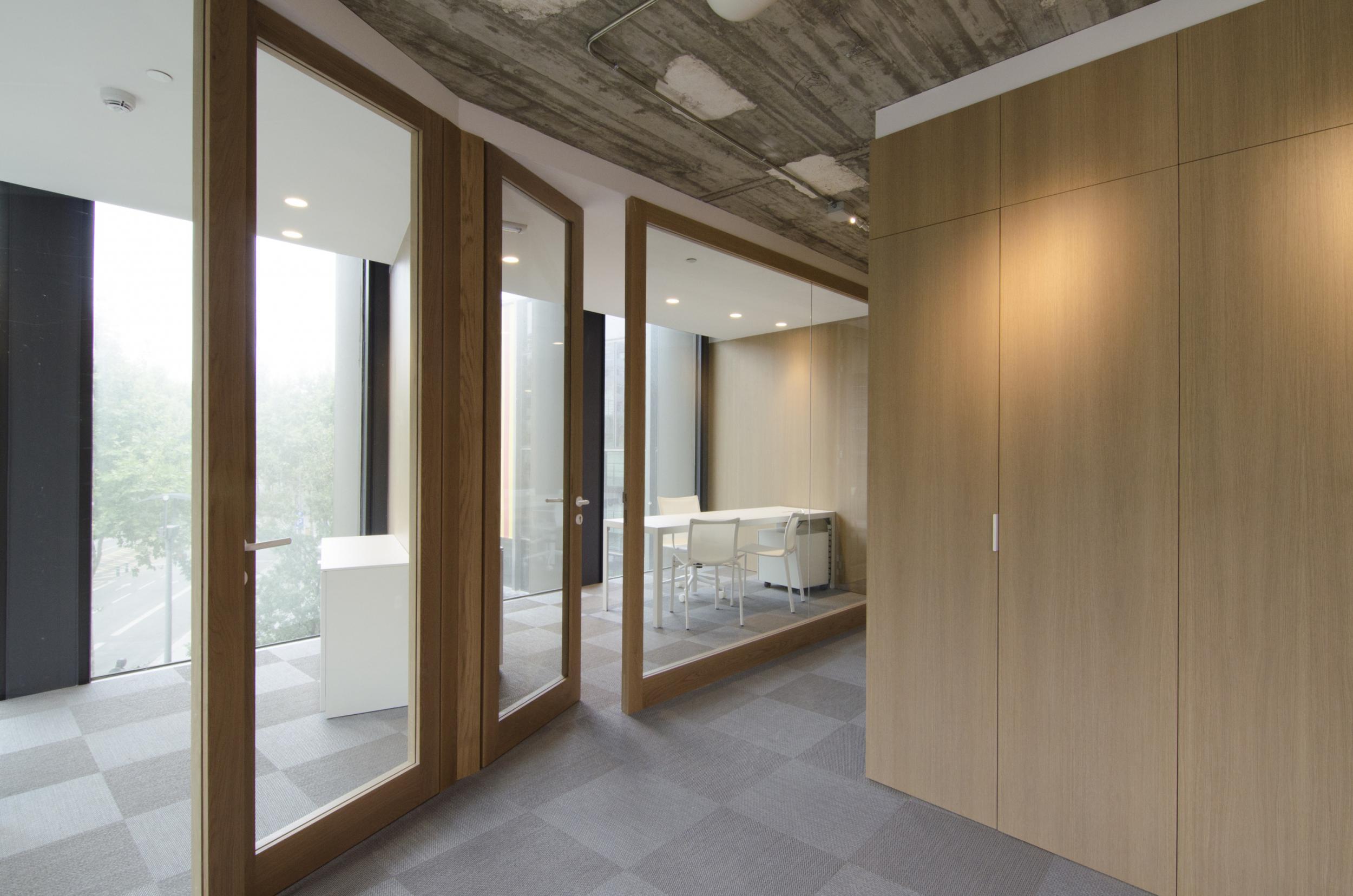 Oficinas Mediapro   vilablanch. Estudio de arquitectura interior ...