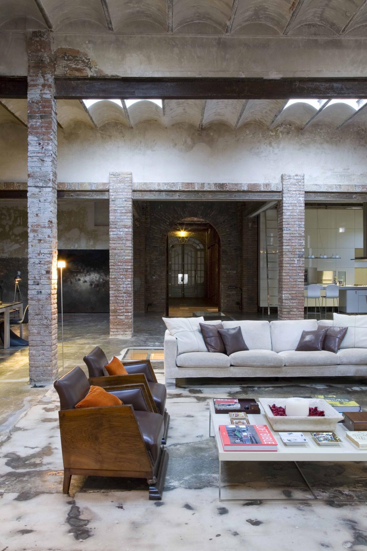 lofts en barcelona industrial loft in the center of barcelona vilablanch