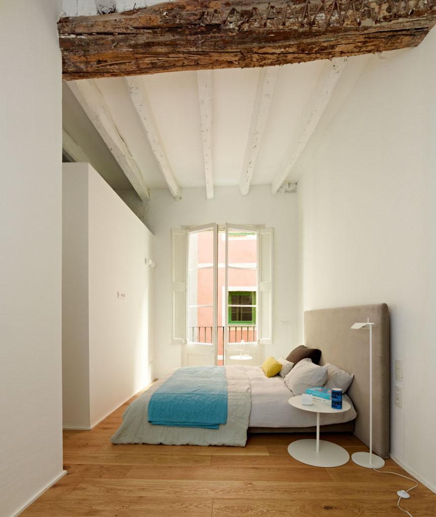 Reforma de un piso en el born vilablanch estudio de for Pisos de bankia barcelona