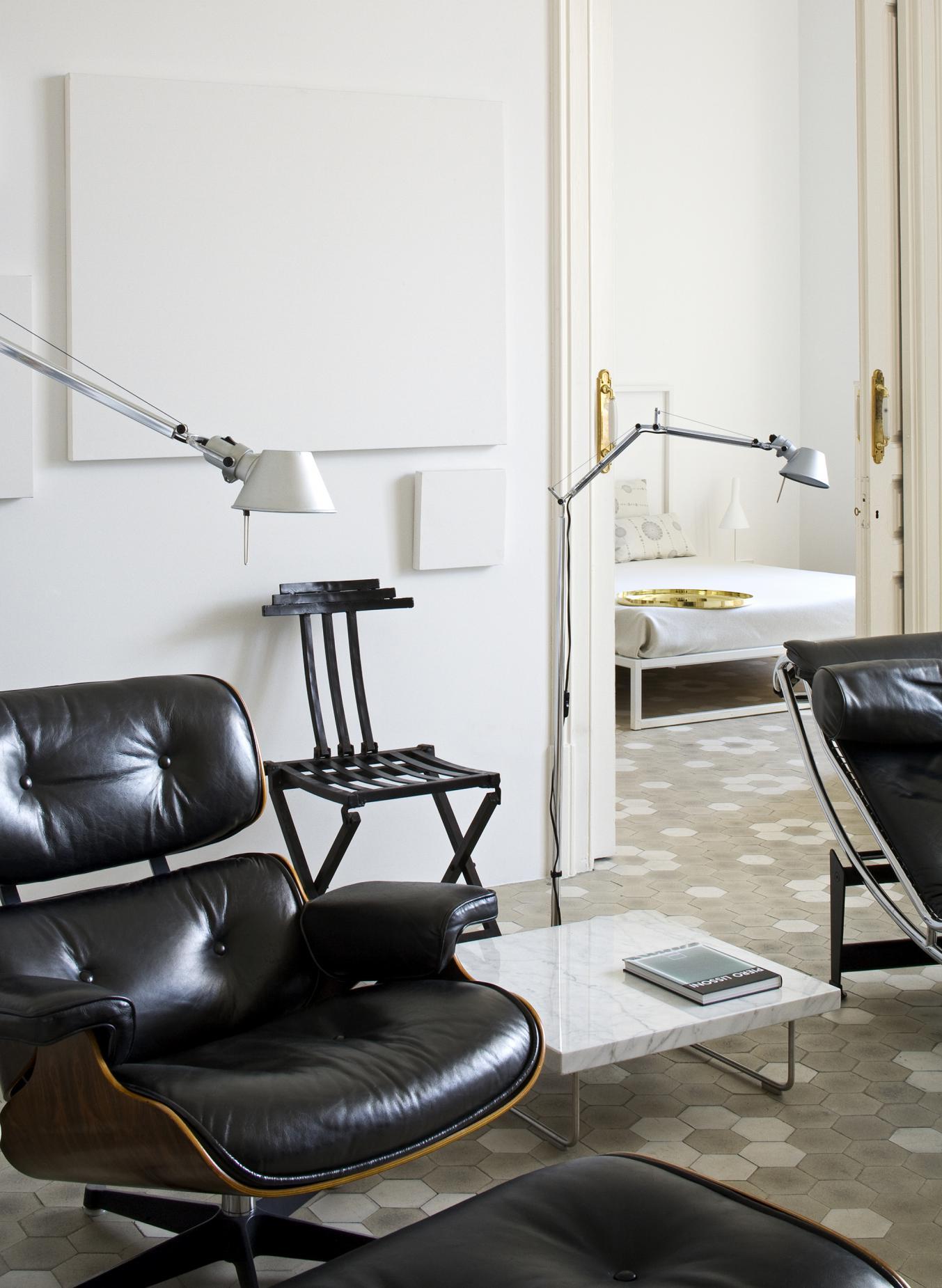 Piso se orial en el ensanche vilablanch estudio de arquitectura interior situado en barcelona - Pisos de proteccion oficial barcelona requisitos ...
