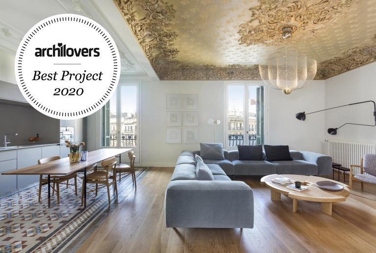 Casa Burés, Best Project 2020 por Archilovers