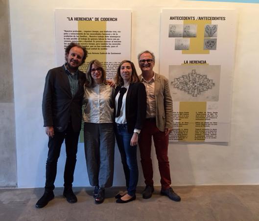 La Herencia de Coderch viaja hasta Mallorca