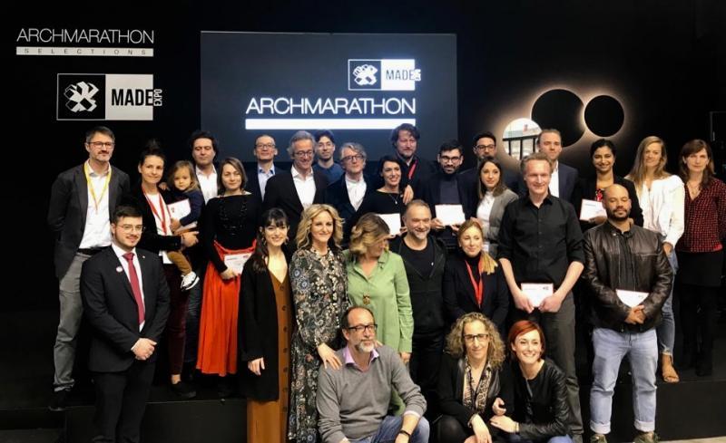 vilablanch gana un Archmarathon Awards Selection 2019 por el interiorismo de Casa Burés