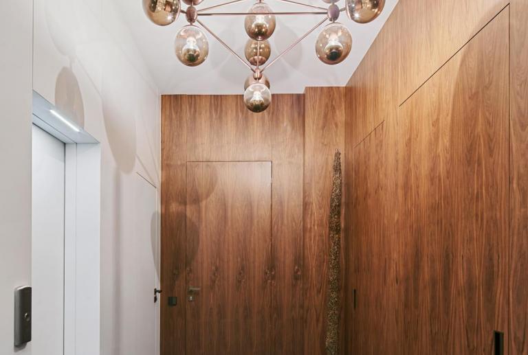 Reforma e interiorismo de una casa en la Bonanova by vilablanch