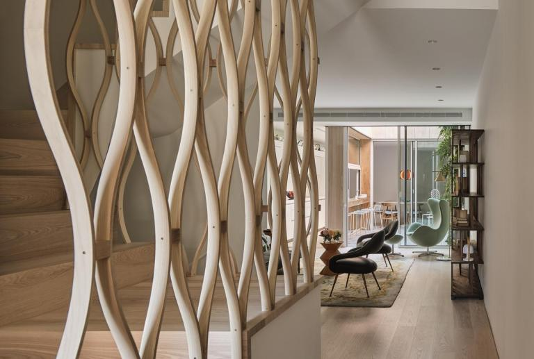 Reforma e interiorismo casa en Sarriá estudio vilablanch Barcelona