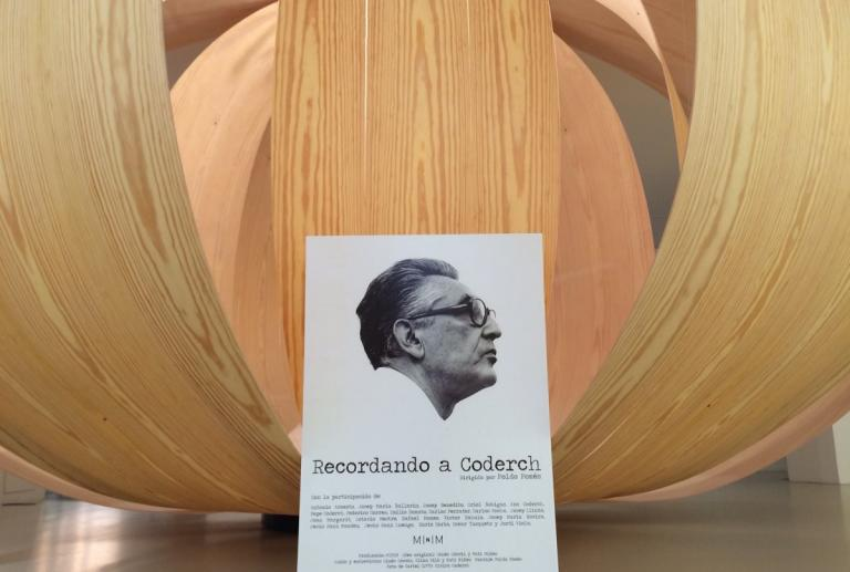Exposición Coderch comisariada por vilablanch