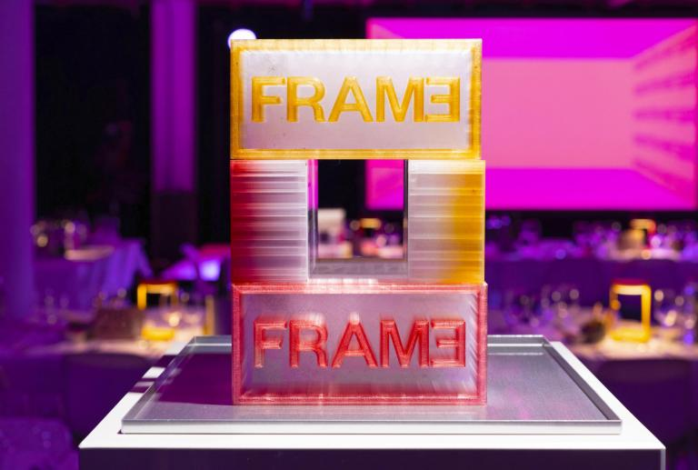 FRAME AWARDS VILABLANCH CASA BURÉS