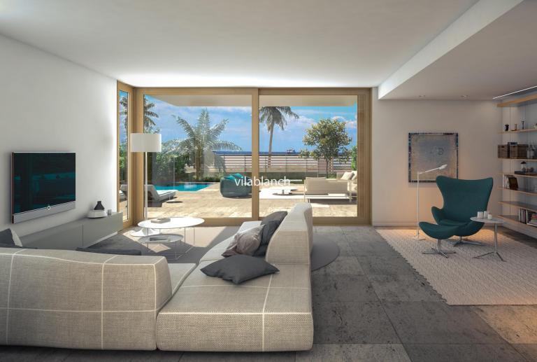 Gava Mar promocion viviendas vilablanch