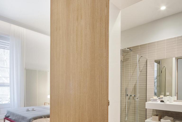 Promoción de viviendas Girona 2 · Interiorismo: estudio vilablanch