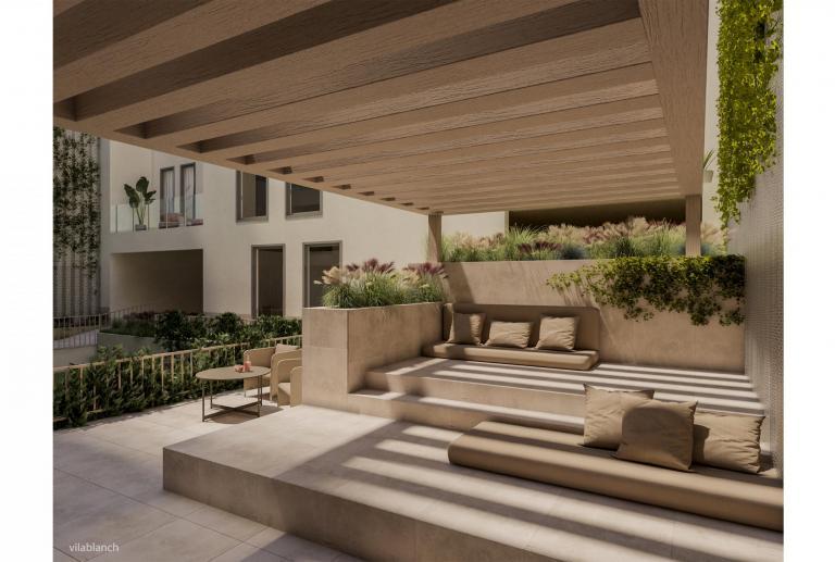 vilablanch interiorismo promoción viviendas madrid