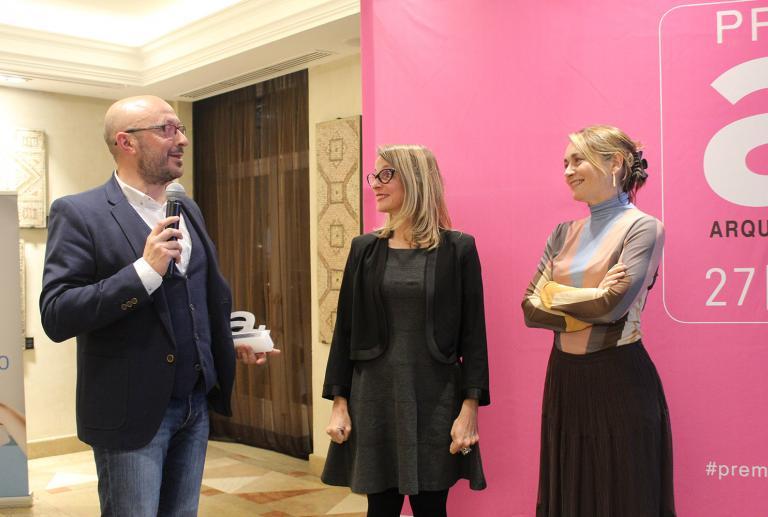 Premio A+ Casa Burés estudio vilablanch
