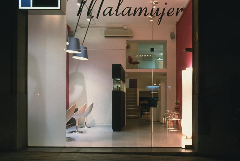 Hairdressing Malamujer. Barcelona
