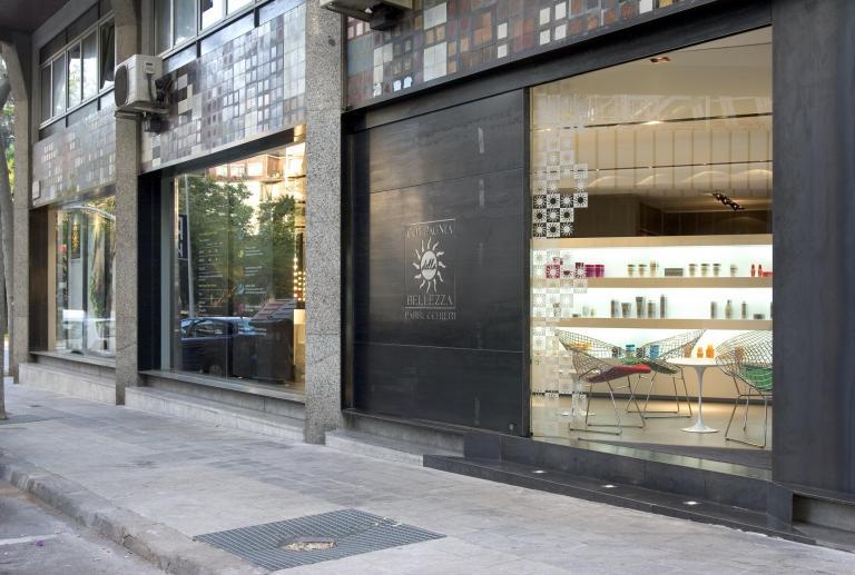 Peluqueria Compagnia de la Bellezza, Barcelona