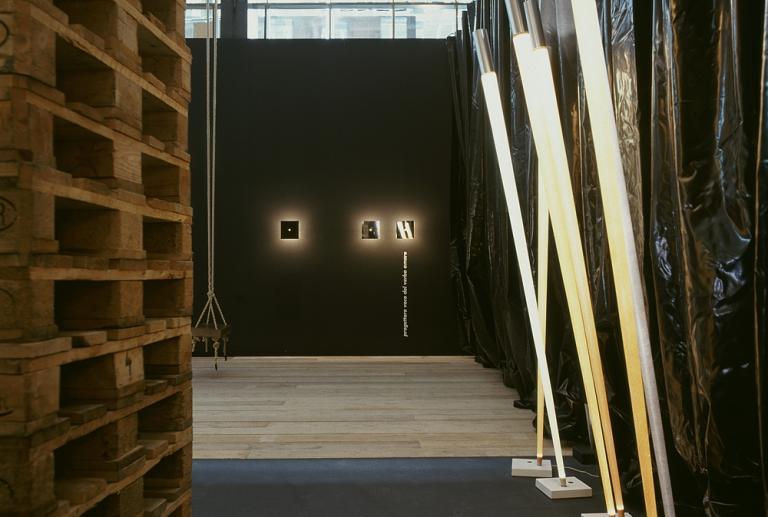 La luz de las páginas blancas. Casa Decor 2003