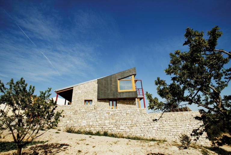 Casa ecològica a la Fatarella, Tarragona