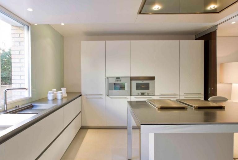 Proyecto de interiorismo de vivienda una casa en Barcelona reforma integral