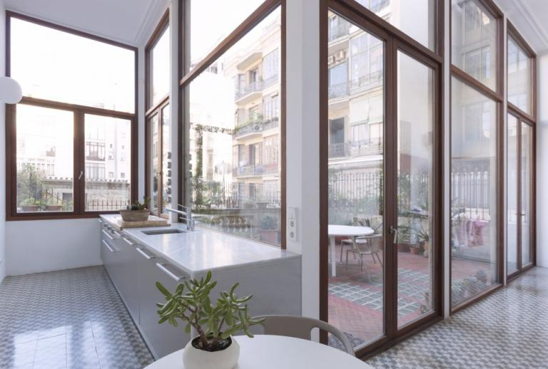 Flat in the Eixample, Barcelona