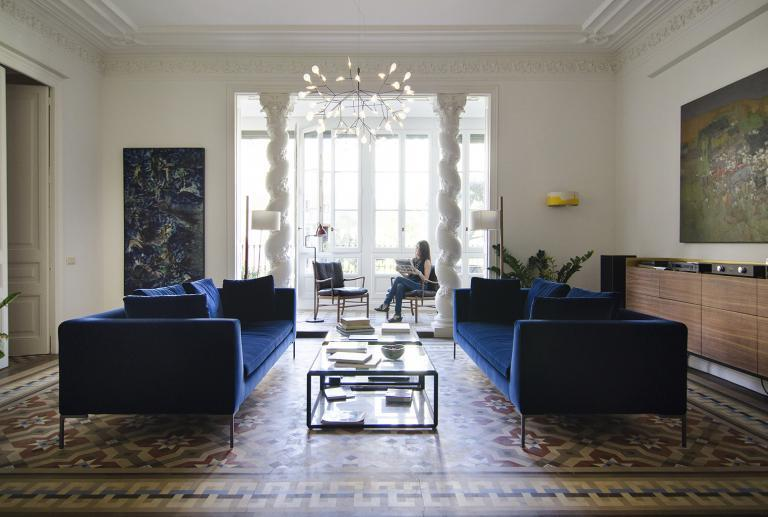 Restoration of architectural heritage in Barcelona