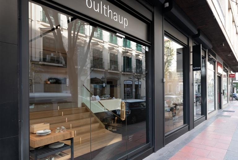 Showroom bulthaup madrid claudio coello by vilablanch