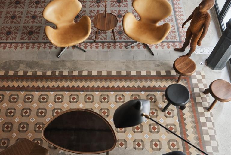 Arquitectura interior de un loft en Ciutat Vella by estudio vilablanch