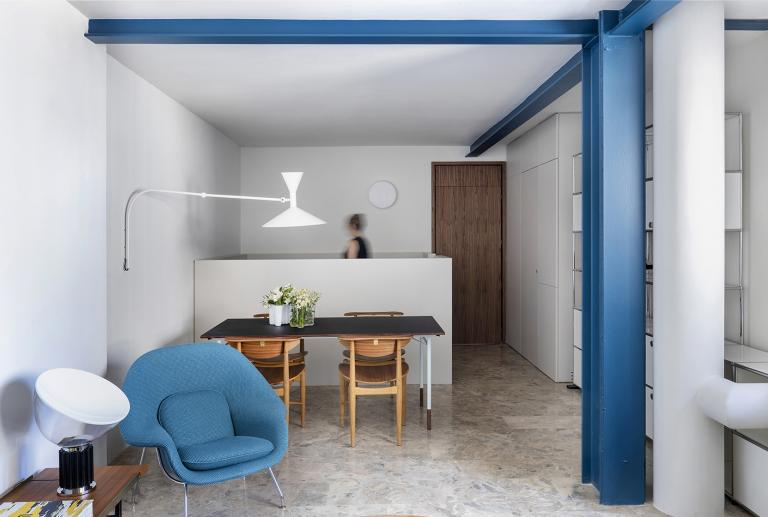 vivienda estudio centro madrid vilablanch