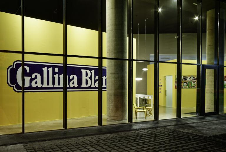Centro de innovación culinaria Gallina Blanca, L'Hospitalet de Llobregat, Barcelona