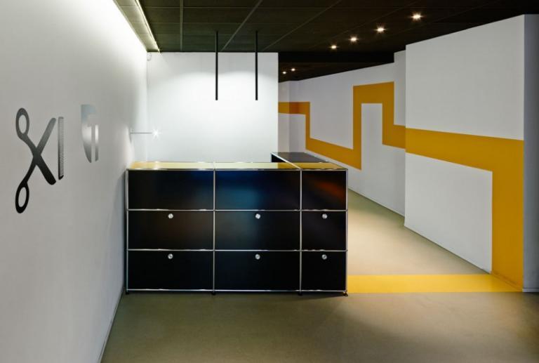 Projecte d'interiorisme comercial d'oficines obert i funcional a Barcelona