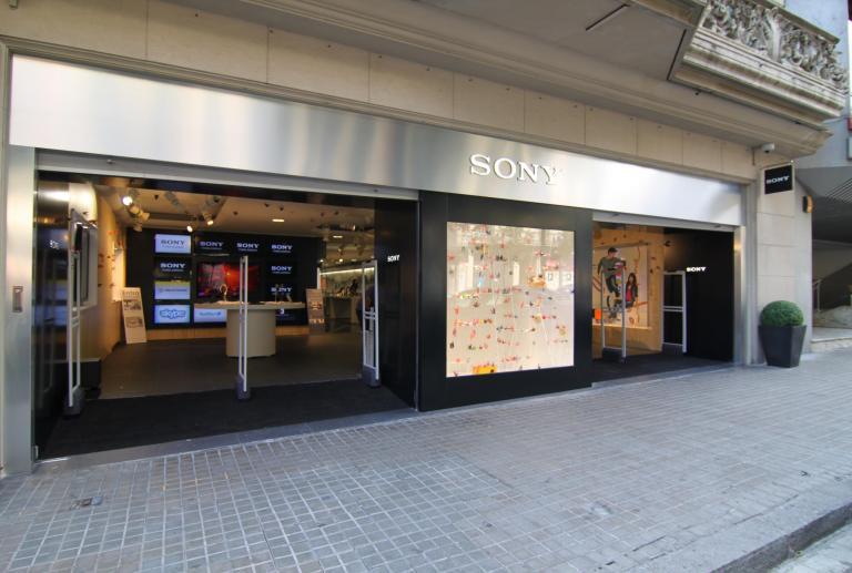 Sony Style. Barcelona
