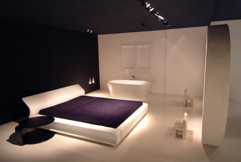 Loft Black and White 360º en Casa Decor