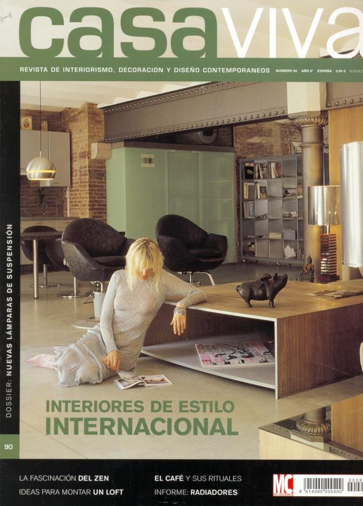 Casa viva rivista beautiful riviste di interni riviste for Riviste di arredamento interni