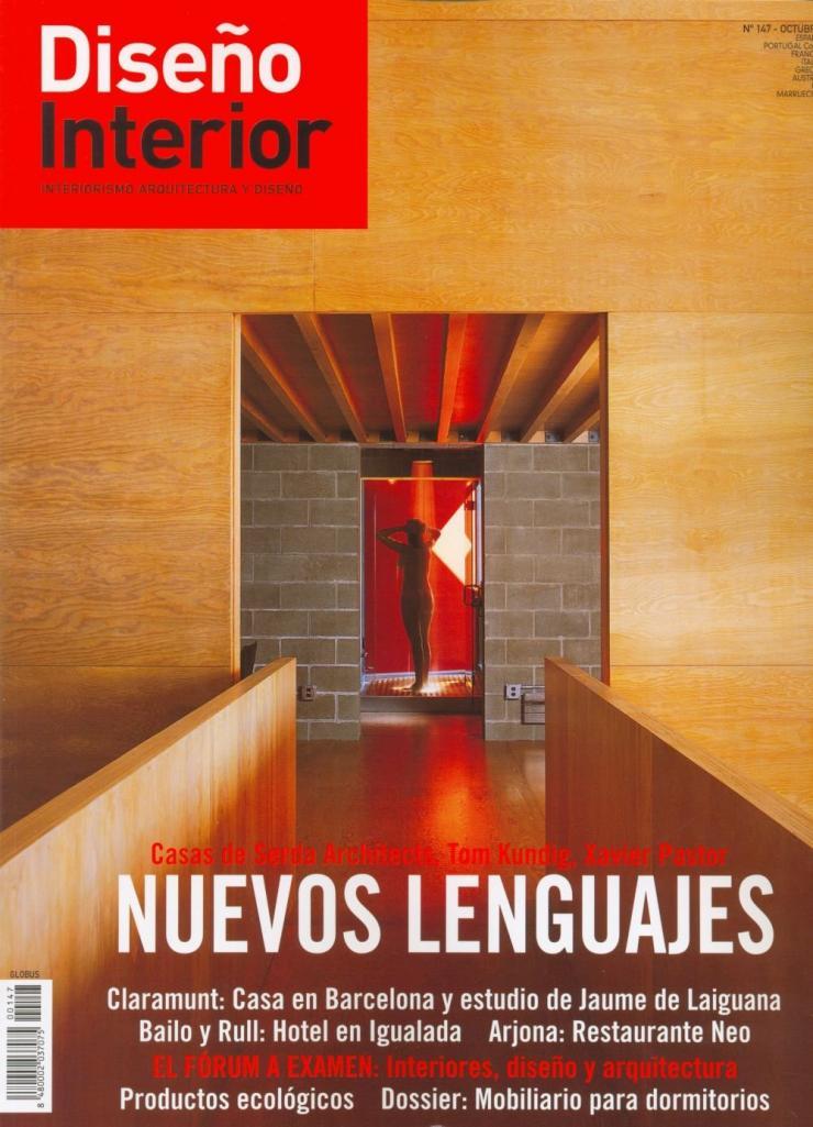Diseño Interior. Nº147