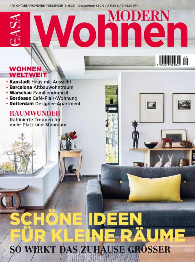 Proyecto modernista estudio vilablanch en Casa Deco Modern Wohnen